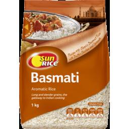 Photo of SunRice Basmati Rice 1kg