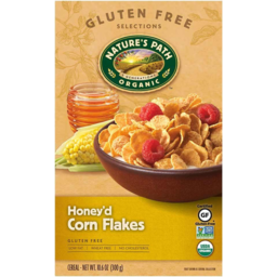 Photo of Nature's Path Cereal - Honey'd Corn Flakes