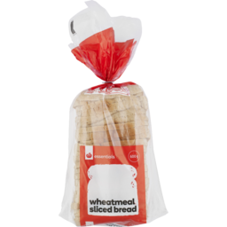 Photo of Essentials Bread Wheatmeal Sliced 600g