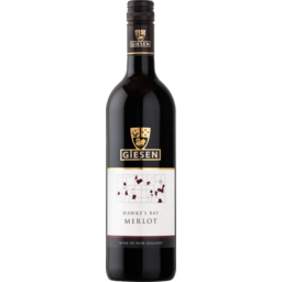 Photo of Giesen Estate Merlot 750ml