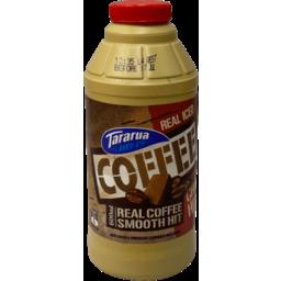 Photo of Tararua Flavoured Milk Real Iced Coffee Chocolate Hit 600ml