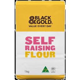 Photo of Black & Gold Self Raising Flour 1kg