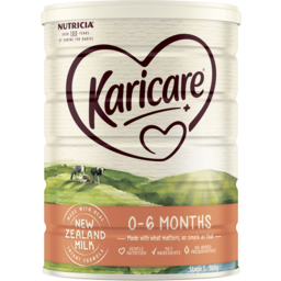 Photo of Karicare 1 Baby Infant Formula From Birth To 6 Months 900g