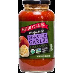 Photo of Muir Glen Pasta Sauce - Roasted Garlic