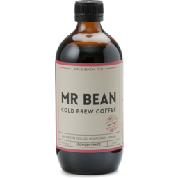 Photo of Mr Bean Cold Brew Coffee 500ml