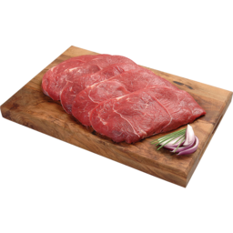 Photo of Beef Schnitzel Plain Kg