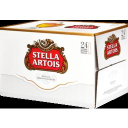 Photo of Stella Artois 330ml Bottles 24 Pack