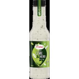 Photo of Praise Creamy Lime & Herb Dressing 250ml