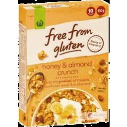 Photo of Free From Gluten Honey Almond Crunch 350g