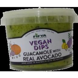 Photo of Fifya Vegan Guacamole With Fresh Avocado 250g