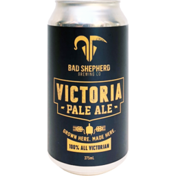 Photo of Bad Shepherd Vic Pale 375ml