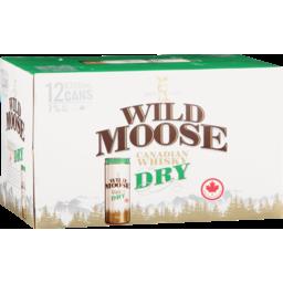 Photo of Wild Moose & Dry 7%