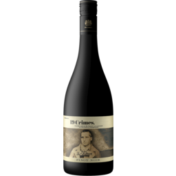 Photo of 19 Crimes Pinot Noir 750ml
