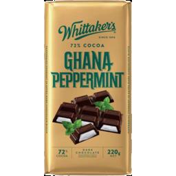 Photo of Ghana Peppermint 72% 220gm