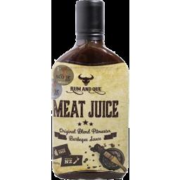 Photo of Rum & Que Meat Juice 500g