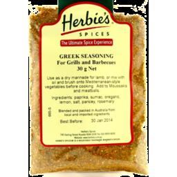 Photo of Greek Seasoning