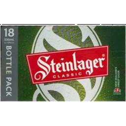 Photo of Steinlager Classic 18x330ml Bottles