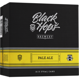 Photo of Black Hops Pale Ale Can