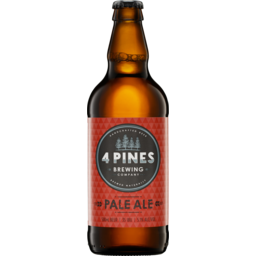 Photo of 4 Pines Pale Ale Bottles