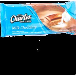 Photo of Charles Milk Chocolate