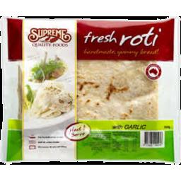 Photo of Supreme Roti Garlic 500g