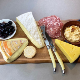 Photo of Melbourne Cup Cheese Board - Click and Collect Adelaide only.