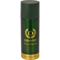 Photo of Denver Hamilton Green Deo 165ml
