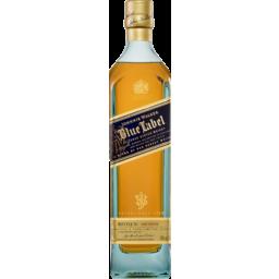 Photo of Johnnie Walker Blue Label Scotch Whisky