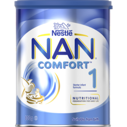 Photo of Nestle Nan Comfort 1 Starter Infant Formula From Birth 800g