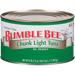 Photo of Bumble Bee Tuna In Water