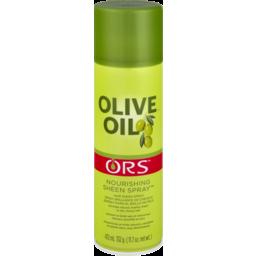Photo of Organic Root Stimulator Olive Oil Nourishing Sheen Spray