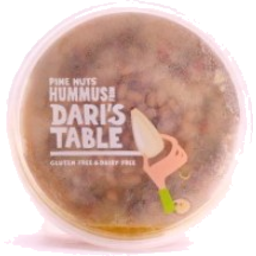 Photo of Dari Hummus Pine Nuts 200g