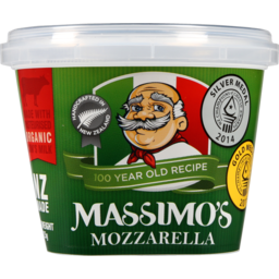 Photo of Massimo's Mozzarella 125g