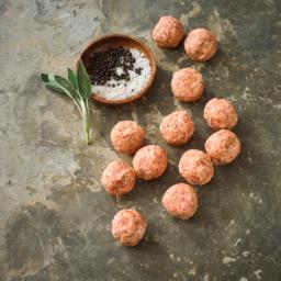 Photo of Pork & Fennel Meatballs