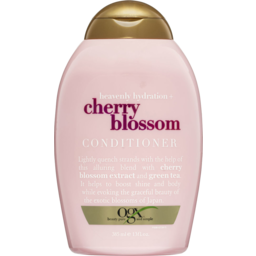 Photo of Ogx Heavenly Hydration + Cherry Blossom Conditioner 385ml