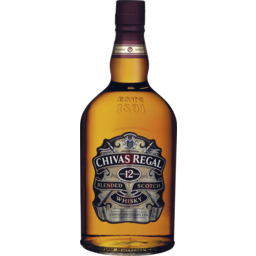 Photo of Chivas Regal 12yo Scotch Whisky
