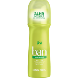 Photo of Ban Unscented Roll-On