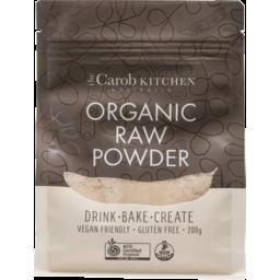 Photo of The Carob Kitchen - Carob Powder - Raw - 200g