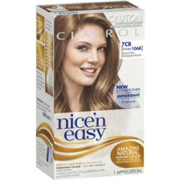 Photo of Clairol Nice 'N Easy 7cb Natural Dark Champagne Blonde