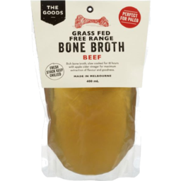 Photo of The Goods Bone Broth Beef 400ml