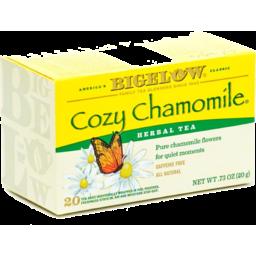 Photo of Bigelow Herbal Tea Bags Cozy Chamomile - 20 Ct