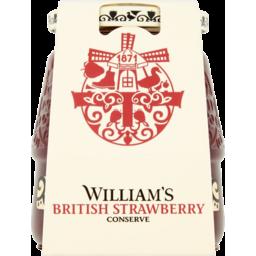 Photo of William's British Strawberry Conserve