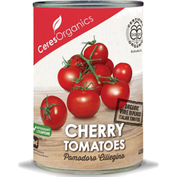 Photo of Ceres Organic Cherry Tomatoes 400gm