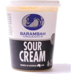 Photo of Cream - Sour 200g