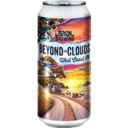 Photo of Bach Brewing Beyond the Clouds IPA 440ml