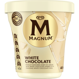 Photo of Streets Magnum White 440ml