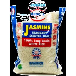 Photo of Jasmine Rice