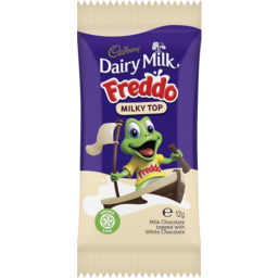 Photo of Cadbury Dairy Milk Freddo Milky Top 12gm