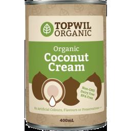 Photo of Topwil Organic Coconut Cream
