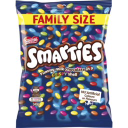 Photo of Nestle Smarties Bag 340gm